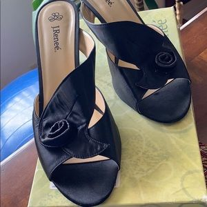 JRenee Satin Shoes